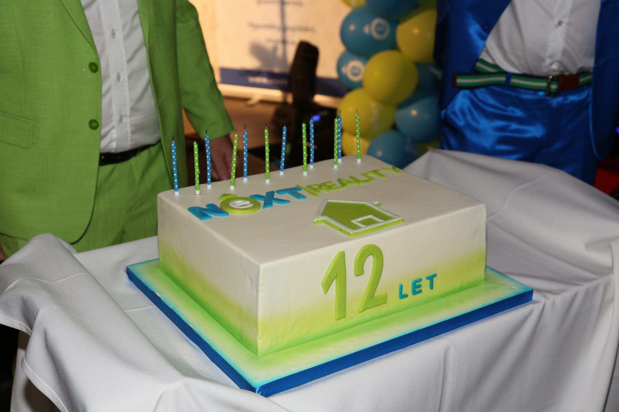 vydařená oslava narozenin NEXT REALITY oslavil 12 let! Vydařená oslava se protáhla dlouho do  vydařená oslava narozenin